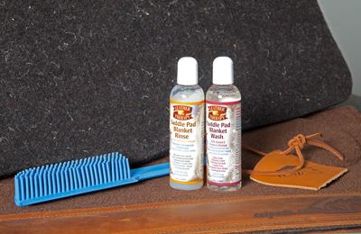 csi saddle pad cleaning kit