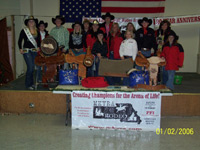 Missouri Kansas Youth Rodeo