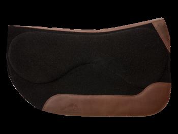 CSI Flex-Plate® Western Show Cut Saddle Pad | CSI Saddle Pads