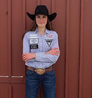 Brooke Swaffield - Team CSI Saddle Pad 2019