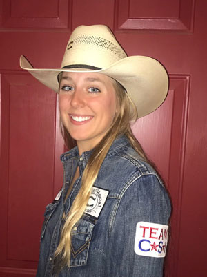 Kate Kelley - Team CSI Saddle Pad 2019