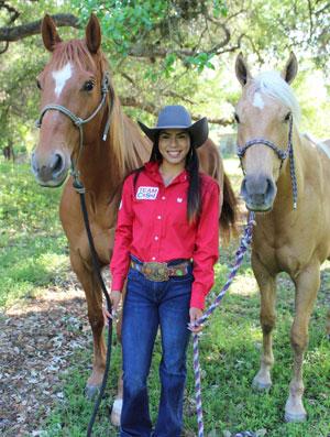 Lliana Medina - Team CSI Saddle Pad 2019
